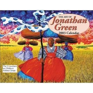 Art of Jonathan Green Calendar (2003) ( Calendar   June 2002)