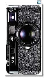 Iphone 4 Leica M8 Black Vinyl Skin Sticker modelDH999