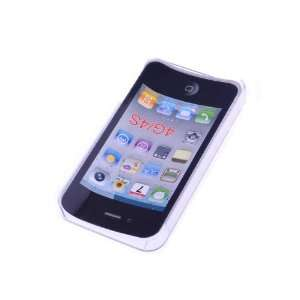 Neewer Ultra Thin, Durable Snap On Cover for Apple iPhone 4