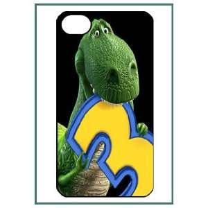 Toy Story iPhone 4 iPhone4 Black Designer Hard Case Cover