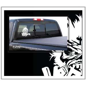 Iron Maiden Large Vinyl Decal Everything Else