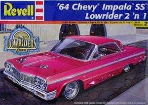 REV2574 1964 Chevy Impala Lowrider 2n1Revell