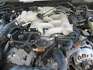 99 04 Ford Mustang 3.8 L V 6 Engine Motor w/Warranty!