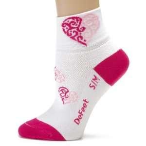 DeFeet Womens Aerator Amore Sock
