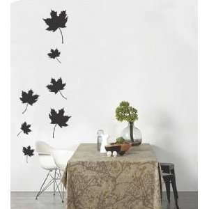 Maple Leaves   Loft 520 Home Decor Vinyl Mural Art Wall Paper Stickers