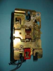 Telemecanique LC1 D503 Contactor 80 Amp 660 Volts, Coil