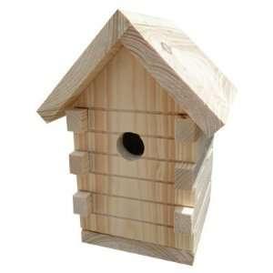 Log Cabin Bird House Kit: Toys & Games
