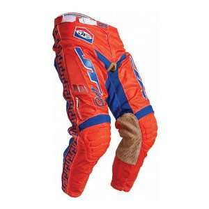 JT Racing USA Classic Mens Vented Off Road Motorcycle Pants   Orange