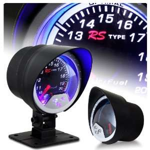 52mm Air Fuel Ratio LED Gauge with Sound Active Lighting Automotive