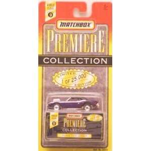Collection Dodge Challenger World Class Series 9 Toys & Games