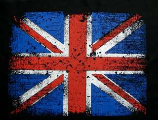 BRITISH UNITED KINGDOM UNION JACK FLAG T SHIRT WS108