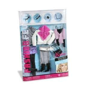 by Hilary Duff Gray Skirt and White Leather Jacket Toys & Games
