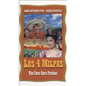 Las 4 Milpas [VHS]: Maria Antoniet Pons: Movies & TV