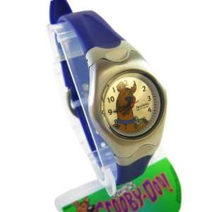 Doo Watch   Lady / Kids Scooby Doo Watch with Blue Band Toys & Games