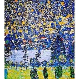Colored Fairs by Gustav Klimt
