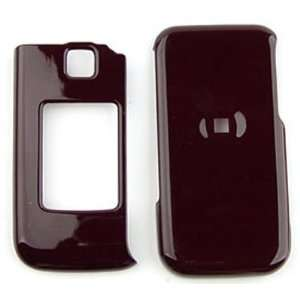 Samsung Alias 2 u750 Honey Dark Brown Hard Case/Cover