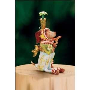 Krinkles by Patience Brewster 2010, Poinsittier MINI Ornament