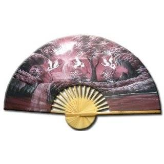 Asian Art, Décor, & Gifts   40 Lavender Hand Painted