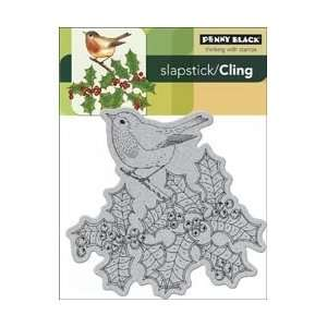 Penny Black Cling Rubber Stamp 4X5.25 Natures Best; 2
