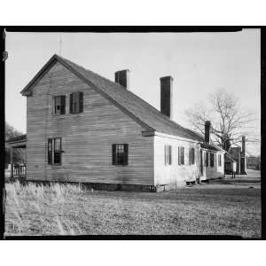 Photo Henley House, Princess Anne County, Virginia 1930