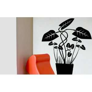 Big Leaf Vinyl Wall Decal Sticker