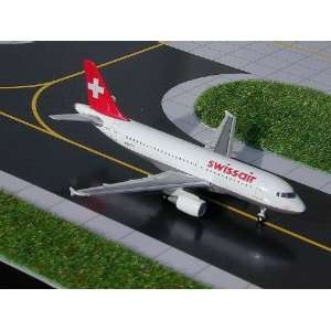 Gemini Jets Swiss Air A319 Model Airplane