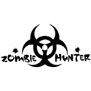 Zombie Kit Decal By Kj and Co. Inc. Zombie Survival Kit Inside   Decal