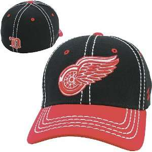 Zephyr Detroit Red Wings Alternate Stretch Fit Hat