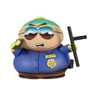 South Park Classics Motorcycle Cop Cartman Figure Toys & Games