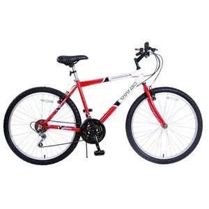 Bicycles 104 Pathfinder 18 Speed Mens Mountain Bike