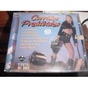 Corridos Prohibidos: Piratas Del Norte: Music
