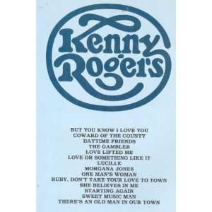 Kenny Rogers Greatest Hits Easy Piano with Complete Lyrics