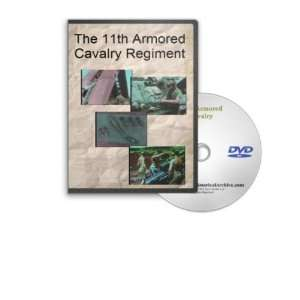 The Vietnam 11th Armored Cavalry Regiment Movies & TV