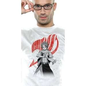Nekowear   Fairy Tail T Shirt Salamender (L): Toys & Games