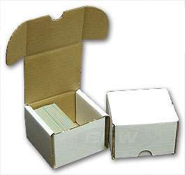 50) 200 Count Trading Card Storage Boxes  High Quality
