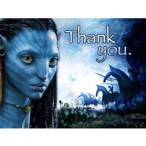 Avatar Thank You Notes Toys & Games