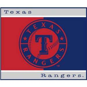 MLB Baseball Texas Rangers 60X50 All Star Blanket/Throw
