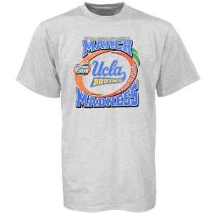 UCLA Bruins Ash 2007 March Madness T shirt