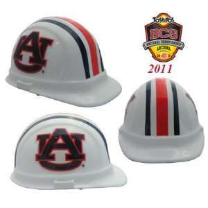 AUBURN TIGERS OFFICIAL LOGO OSHA HARD HAT Sports