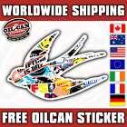 SWIFT sticker bombing suzuki sticker by oilcanstickers