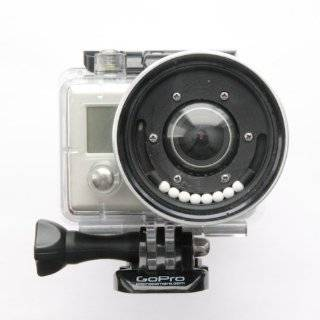 LED Light System Kit for GoPro Action Video Camera