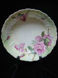 Crescent China Company Rose Serving Bowl – Antique