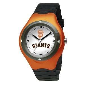 San Francisco Giants Mens MLB Prospect Big Kids Watch (Polyurethane