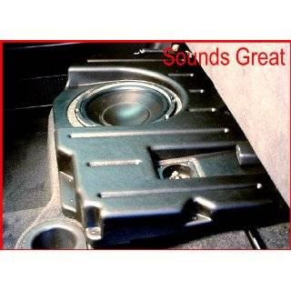 DODGE RAM QUAD CAB Q Logic Custom Subwoofer Enclosure UNLOADED for 1