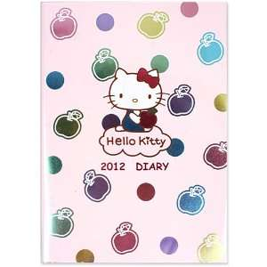 Kitty Schedule Book Notebook Planner Diary   Japan