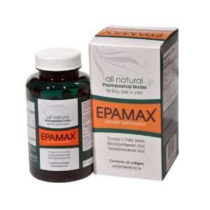 Epamax Dietary Supplement Health & Personal Care