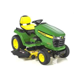 NEW John Deere X500 Garden Tractor Select Series Riding Lawn Mower