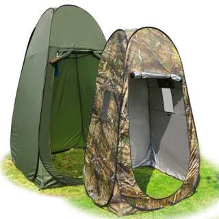 Portable Changing Tent Camp Toilet Pop Up Room Outdoor Multi use