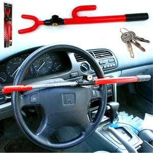 Anti Theft Steering Wheel Lock   No Stolen Cars