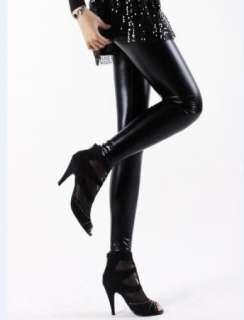 New Shiny Korea Leggings Tight Women Rock Pants
